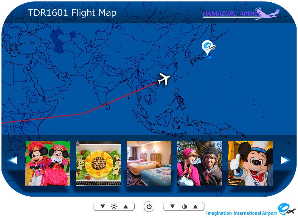 TDR1601_Flightmap