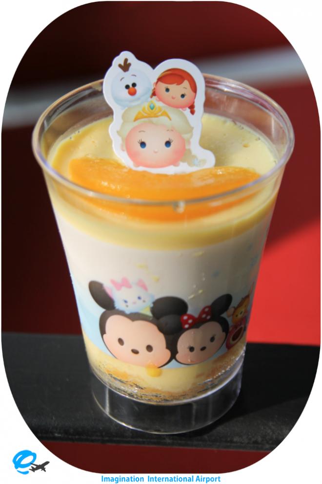 【パーク外のできごと】香港マキシムズ ケークス(Hong Kong Maxim's Cakes / 美心西餅)のツムツムケーキ -HKDL1512