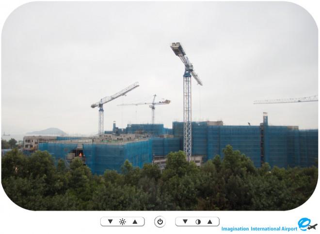 【スナップショット】HKDL 第三のホテル ディズニーエクスプローラーズロッジ 建築風景 -HKDL1512